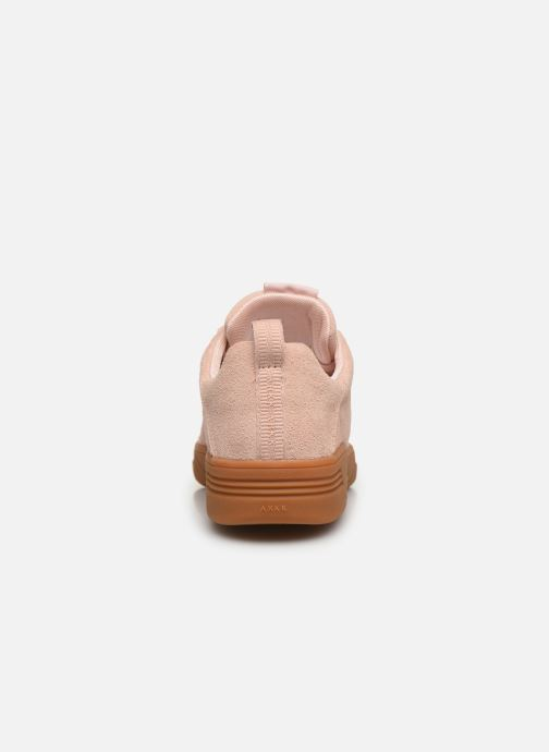 Sneakers Arkk Copenhagen Uniklass Suede W Roze rechts