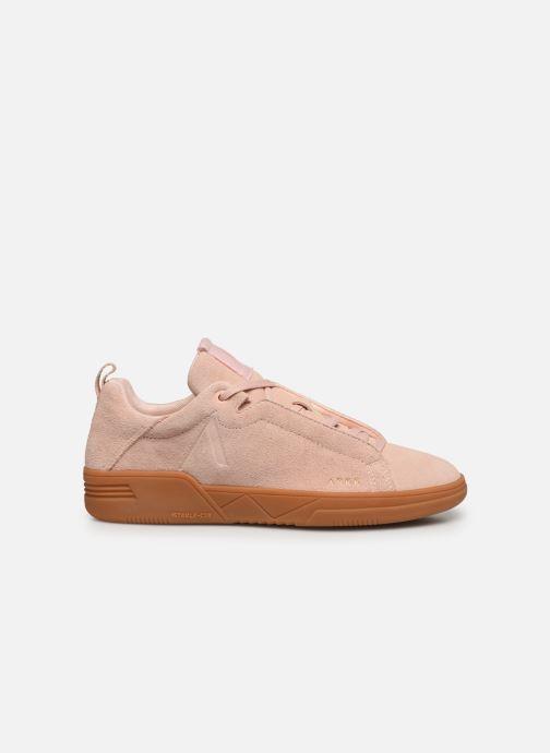 Sneakers Arkk Copenhagen Uniklass Suede W Roze achterkant