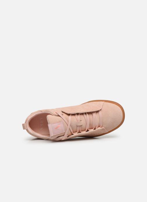 Sneakers Arkk Copenhagen Uniklass Suede W Roze links
