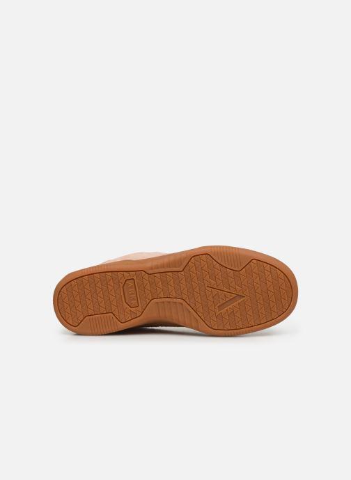 Sneakers Arkk Copenhagen Uniklass Suede W Roze boven