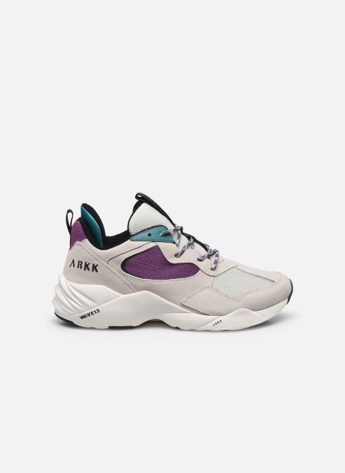 Sneakers Arkk Copenhagen Kanetyk Suede M Beige immagine posteriore
