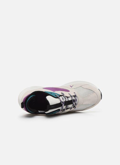 Sneakers Arkk Copenhagen Kanetyk Suede M Beige immagine sinistra
