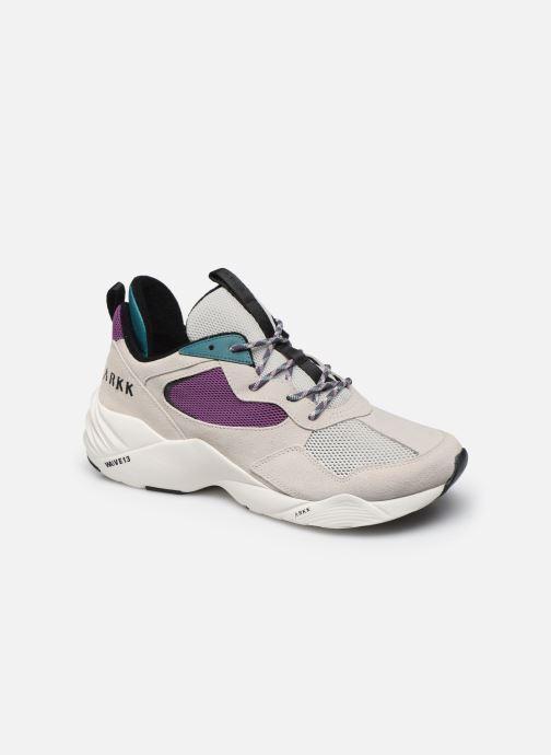 Sneakers Arkk Copenhagen Kanetyk Suede M Beige vedi dettaglio/paio