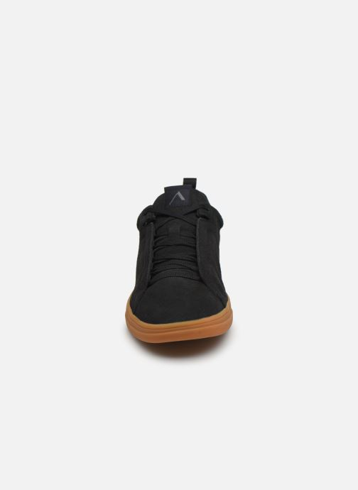 Baskets Arkk Copenhagen Uniklass Suede M Noir vue portées chaussures