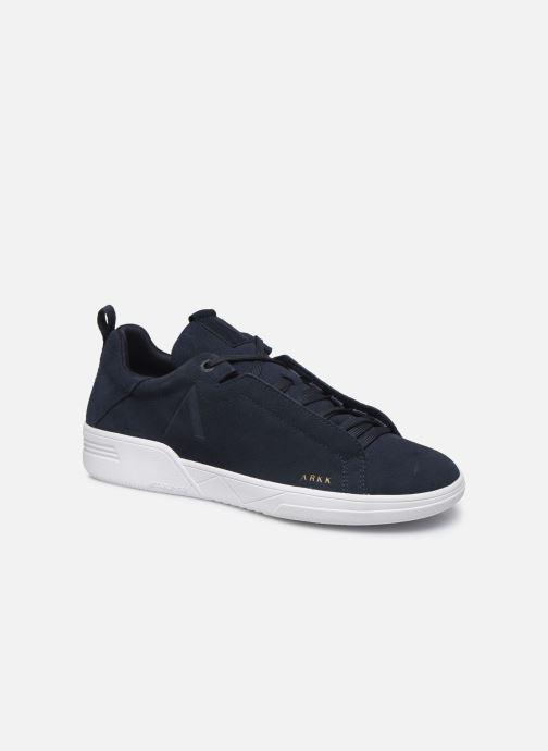 Sneakers Arkk Copenhagen Uniklass Suede M Blauw detail