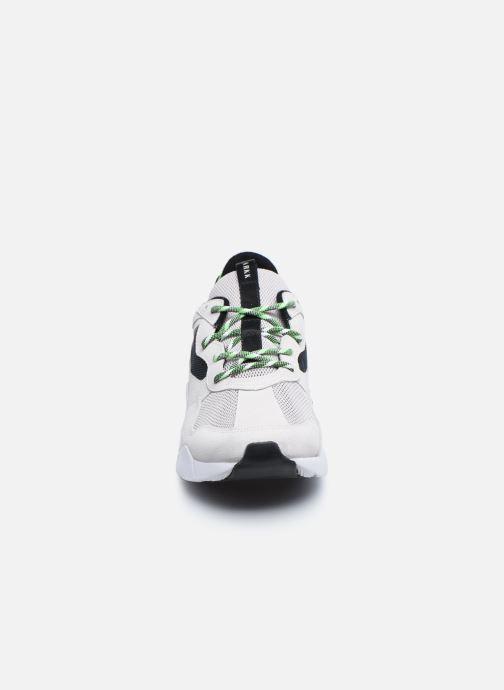 Baskets Arkk Copenhagen Kanetyk Suede 2.0 W13 Soft Beige vue portées chaussures