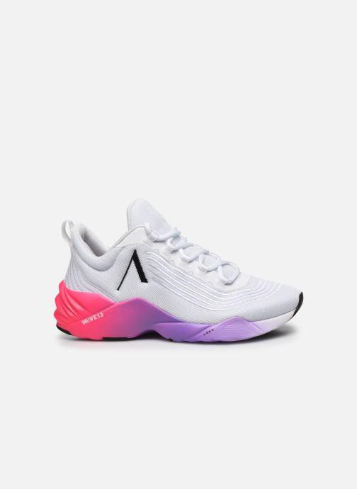Sneakers Arkk Copenhagen Avory Mesh W13 W Wit achterkant