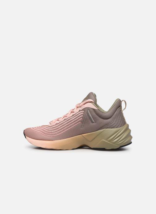 Sneakers Arkk Copenhagen Avory Mesh W13 W Roze voorkant