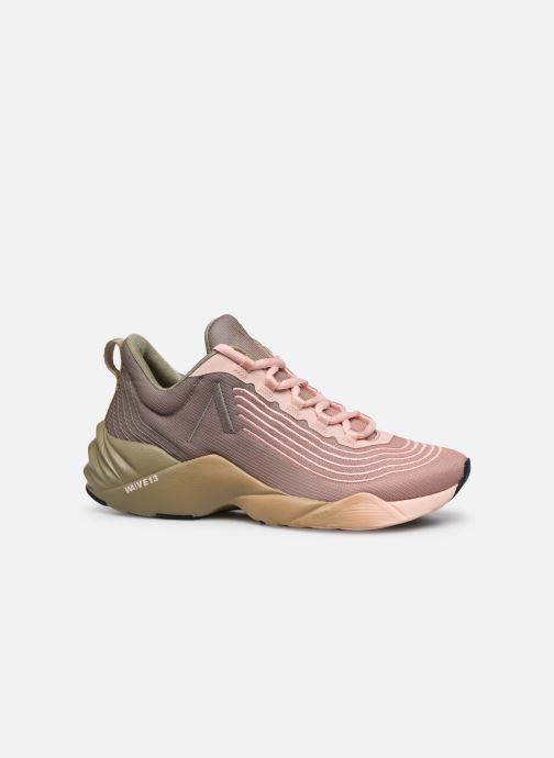 Sneakers Arkk Copenhagen Avory Mesh W13 W Roze achterkant