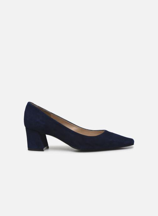 Zapatos de tacón Georgia Rose Soft Sidina Azul vistra trasera