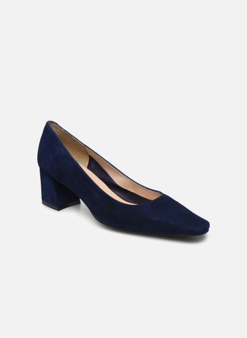 Zapatos de tacón Georgia Rose Soft Sidina Azul vista de detalle / par