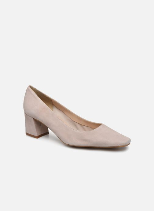 Zapatos de tacón Georgia Rose Soft Sidina Beige vista de detalle / par