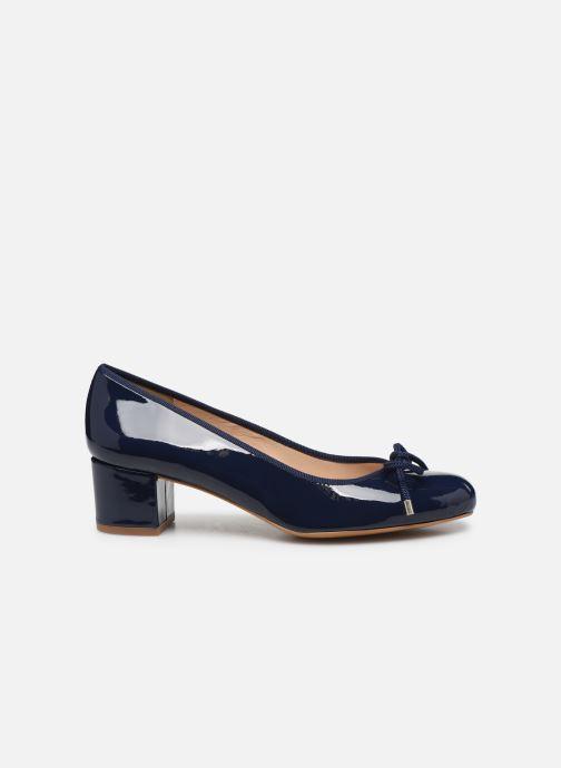 Zapatos de tacón Georgia Rose Soft Staci Azul vistra trasera