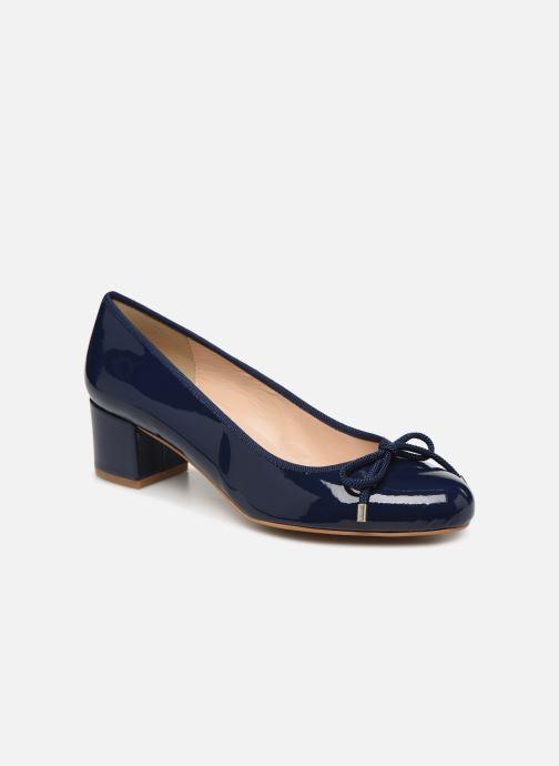 Zapatos de tacón Georgia Rose Soft Staci Azul vista de detalle / par