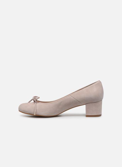 Zapatos de tacón Georgia Rose Soft Staci Beige vista de frente