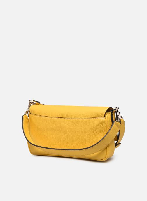 Sacs à main Guess BRIGHTSIDE  SHOULDER BAG Jaune vue droite