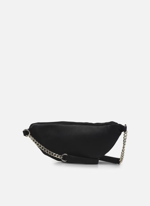 Petite Maroquinerie Guess CALEY MINI BELT BAG Noir vue face