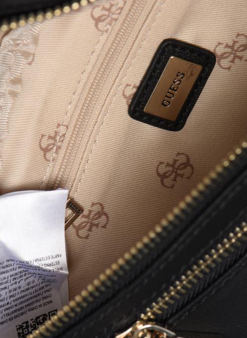Portemonnaies & Clutches Guess CALEY MINI BELT BAG schwarz ansicht von hinten