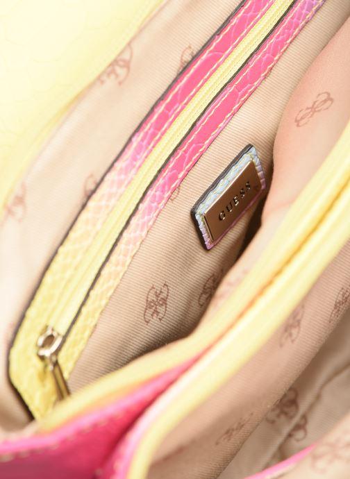 Borse Guess GUESS CHIC  CONVERTIBLE FLAP Multicolore immagine posteriore