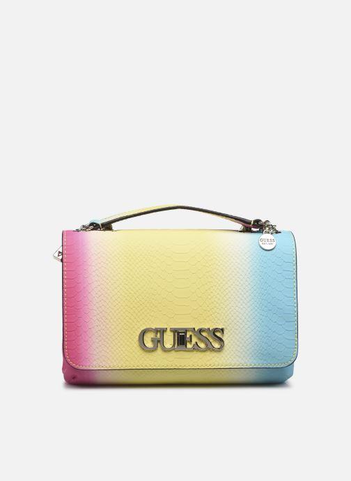 Borse Guess GUESS CHIC  CONVERTIBLE FLAP Multicolore vedi dettaglio/paio