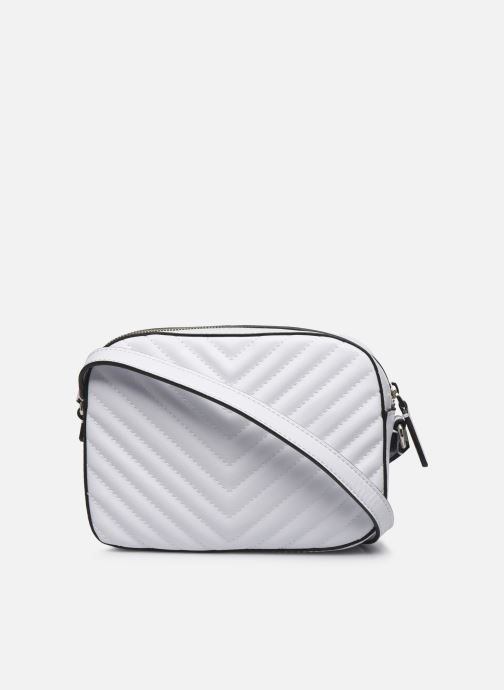 Sacs à main Guess KAMRYN  CROSSBODY TOP ZIP Blanc vue face