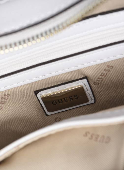 Sacs à main Guess KAMRYN  CROSSBODY TOP ZIP Blanc vue derrière