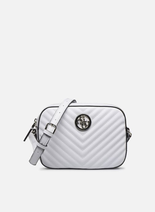 Sacs à main Guess KAMRYN  CROSSBODY TOP ZIP Blanc vue détail/paire