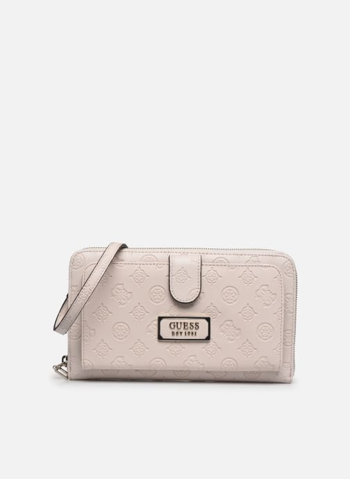 LOGO LOVE SLG TRAVEL WALLET