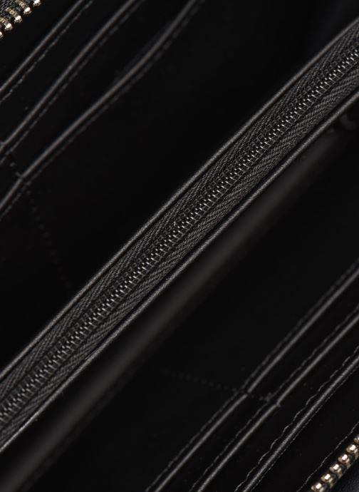 Petite Maroquinerie Guess MADDY SLG LARGE CLUTCH ORGANIZER Noir vue derrière