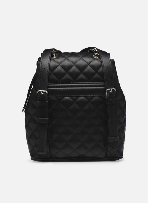 Mochilas Guess MELISE BACKPACK Negro vista de frente