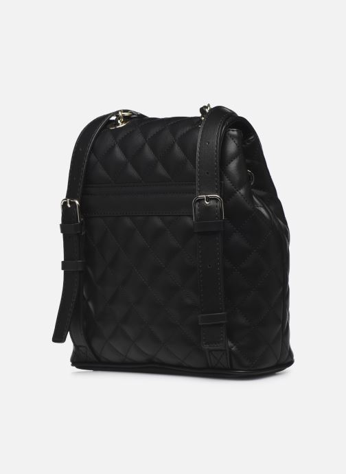 Mochilas Guess MELISE BACKPACK Negro vista lateral derecha