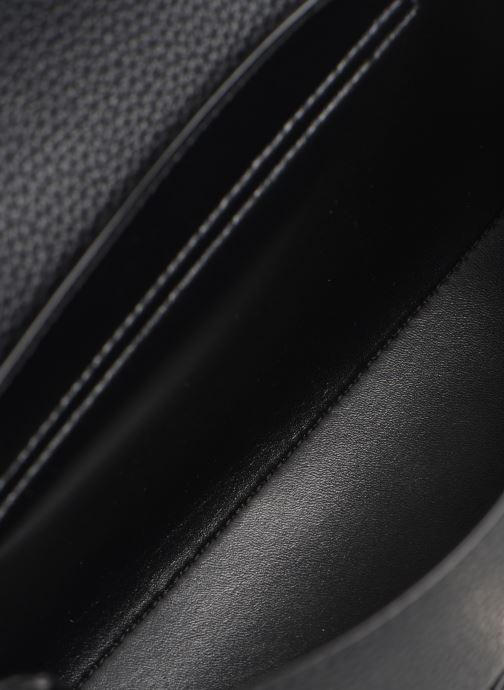 Borse Guess UPTOWN CHIC  MINI XBODY FLAP Nero immagine posteriore