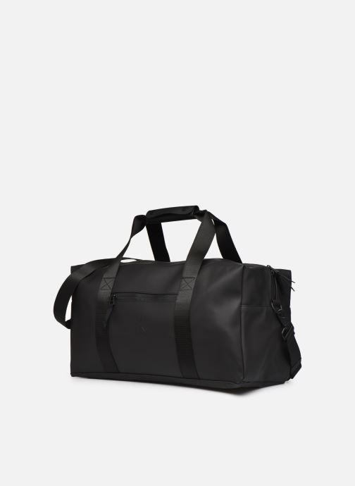 Bolsas de deporte Rains  Gym Bag Negro vista del modelo