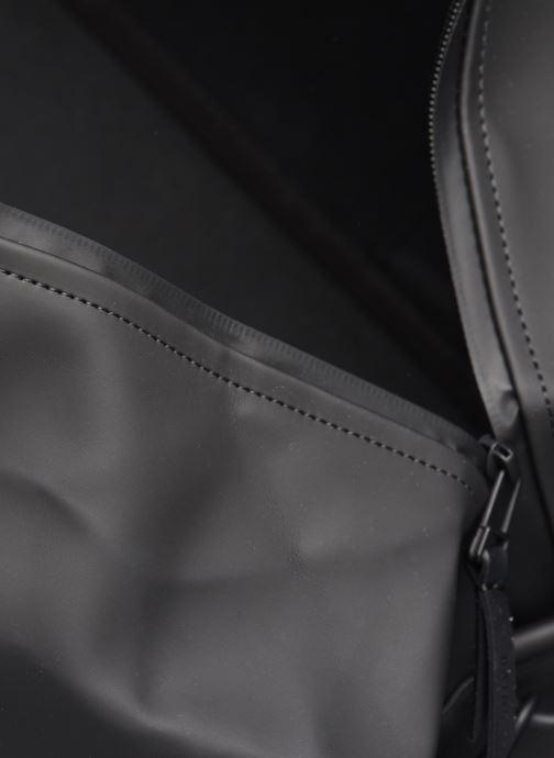 Sacs de sport Rains  Gym Bag Noir vue derrière
