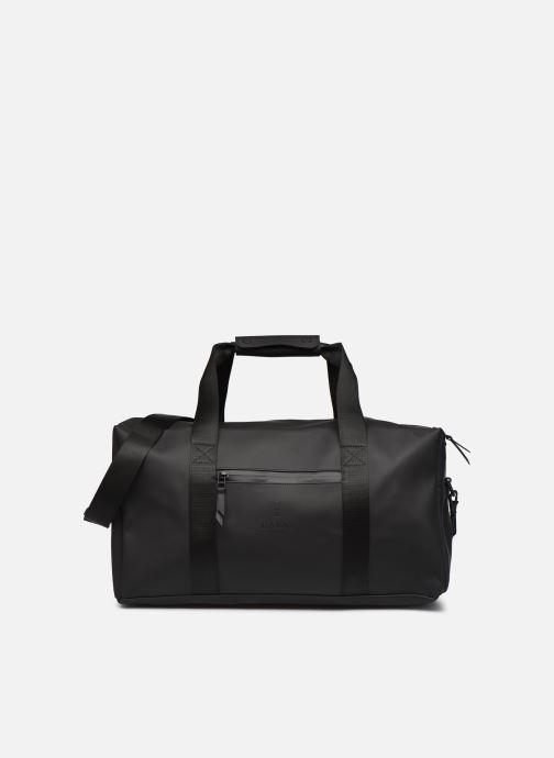 Bolsas de deporte Rains  Gym Bag Negro vista de detalle / par