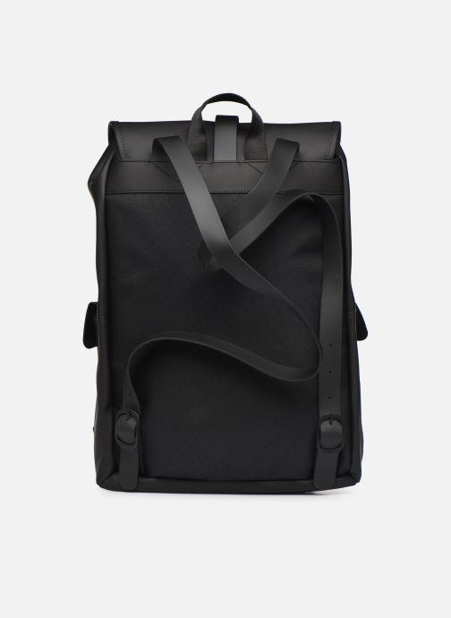 Sacs à dos Rains  Camp Backpack Noir vue face