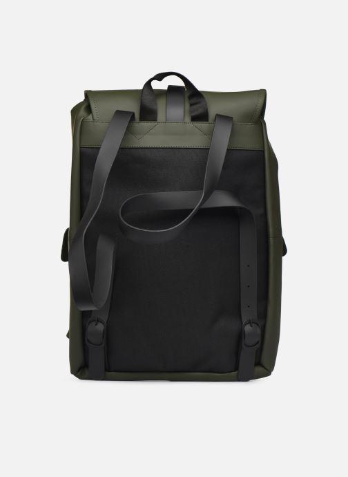 Sacs à dos Rains  Camp Backpack Vert vue face