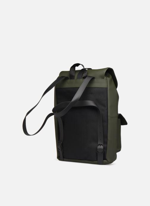 Sacs à dos Rains  Camp Backpack Vert vue droite