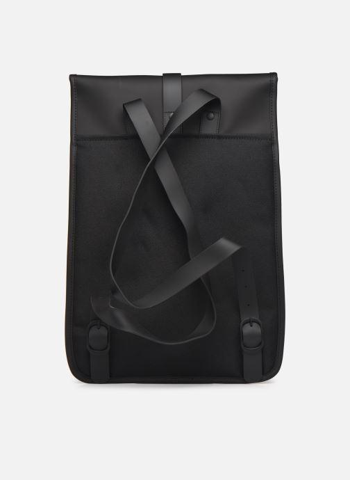Rucksäcke Rains  Rucksack schwarz ansicht von vorne