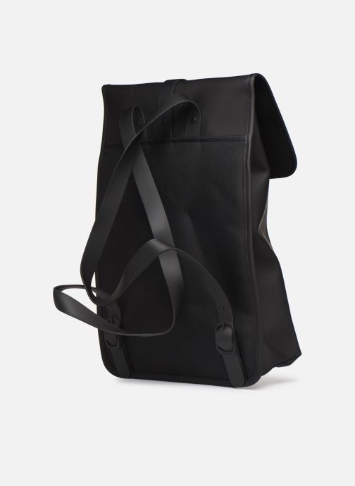 Rucksäcke Rains  Rucksack schwarz ansicht von rechts