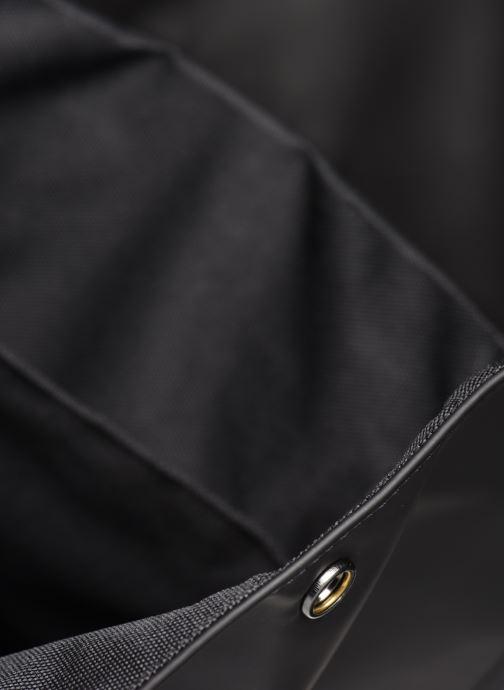 Rucksäcke Rains  Rucksack schwarz ansicht von hinten