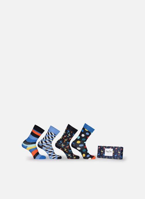Chaussettes et collants Happy Socks Coffret Flamand Multicolore vue détail/paire