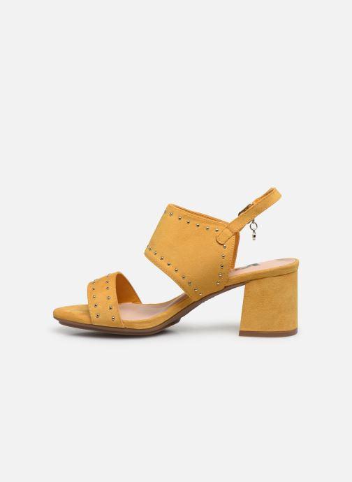 Sandales et nu-pieds Xti 35194 Jaune vue face
