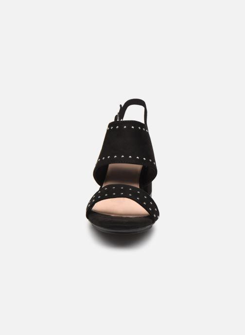 Sandalen Xti 35194 schwarz schuhe getragen