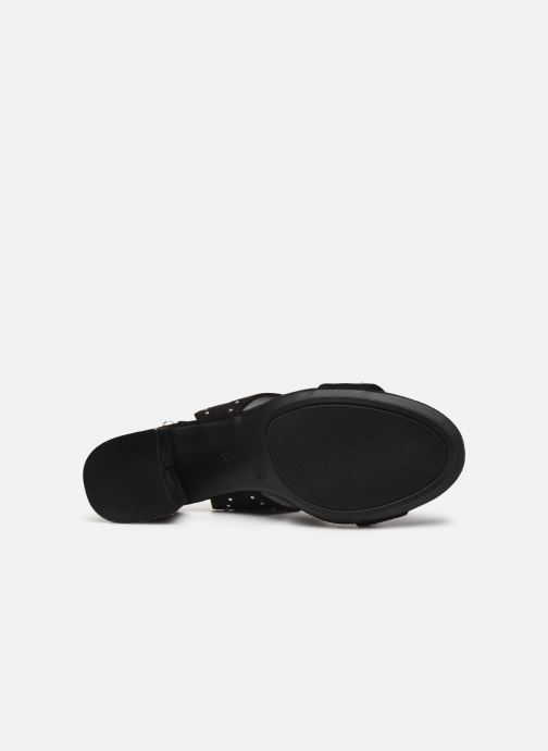 Sandalen Xti 35194 schwarz ansicht von oben