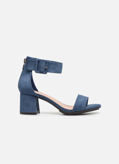 Sandales et nu-pieds Xti 35196 Bleu vue derrière