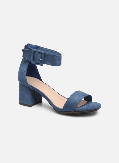 Sandales et nu-pieds Xti 35196 Bleu vue détail/paire