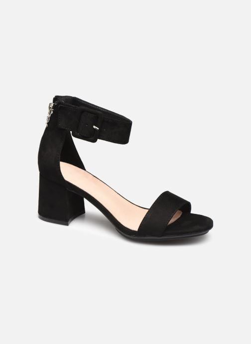 Sandales et nu-pieds Xti 35196 Noir vue détail/paire