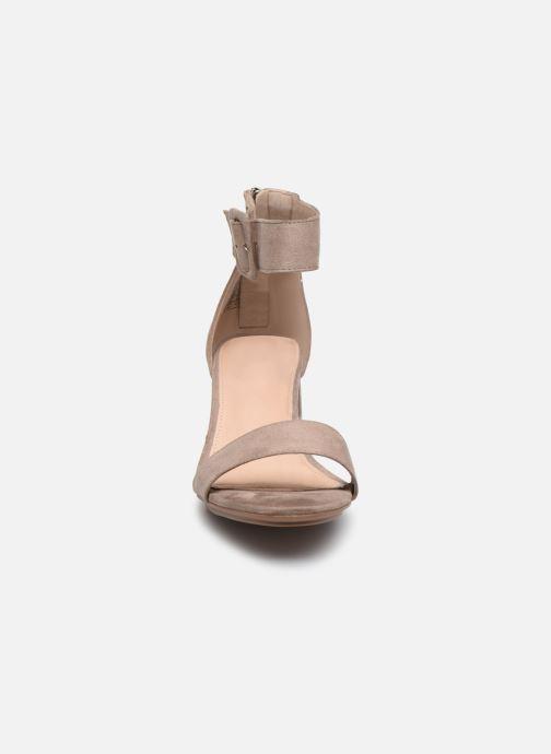 Sandalen Xti 35196 beige schuhe getragen