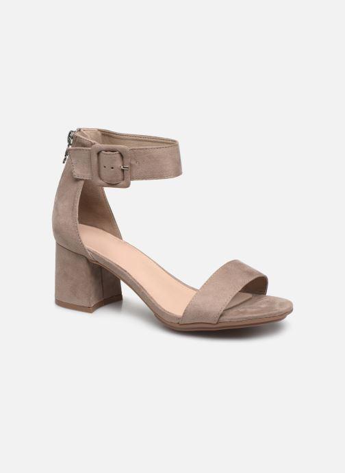 Sandales et nu-pieds Xti 35196 Beige vue détail/paire